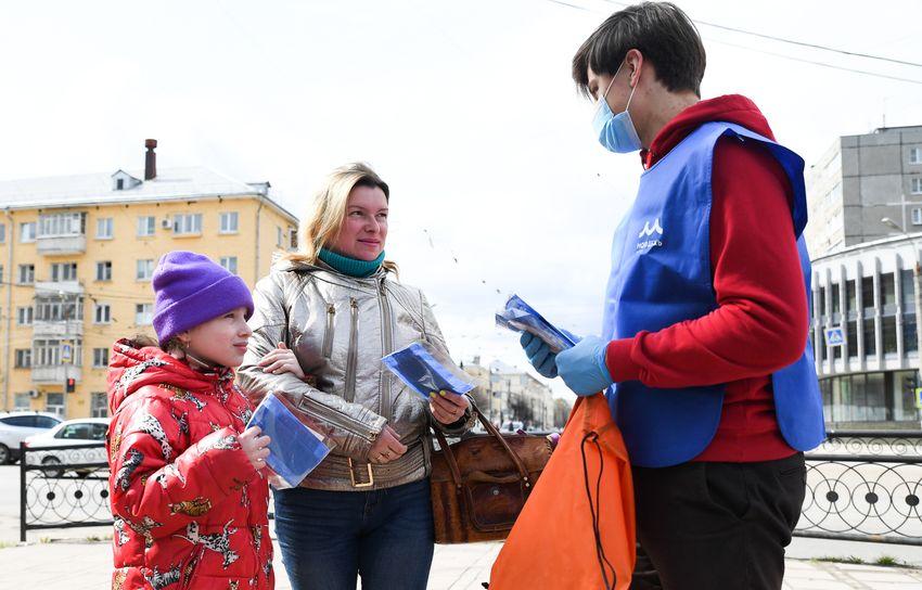 Где в Тверской области можно получить бесплатные маски