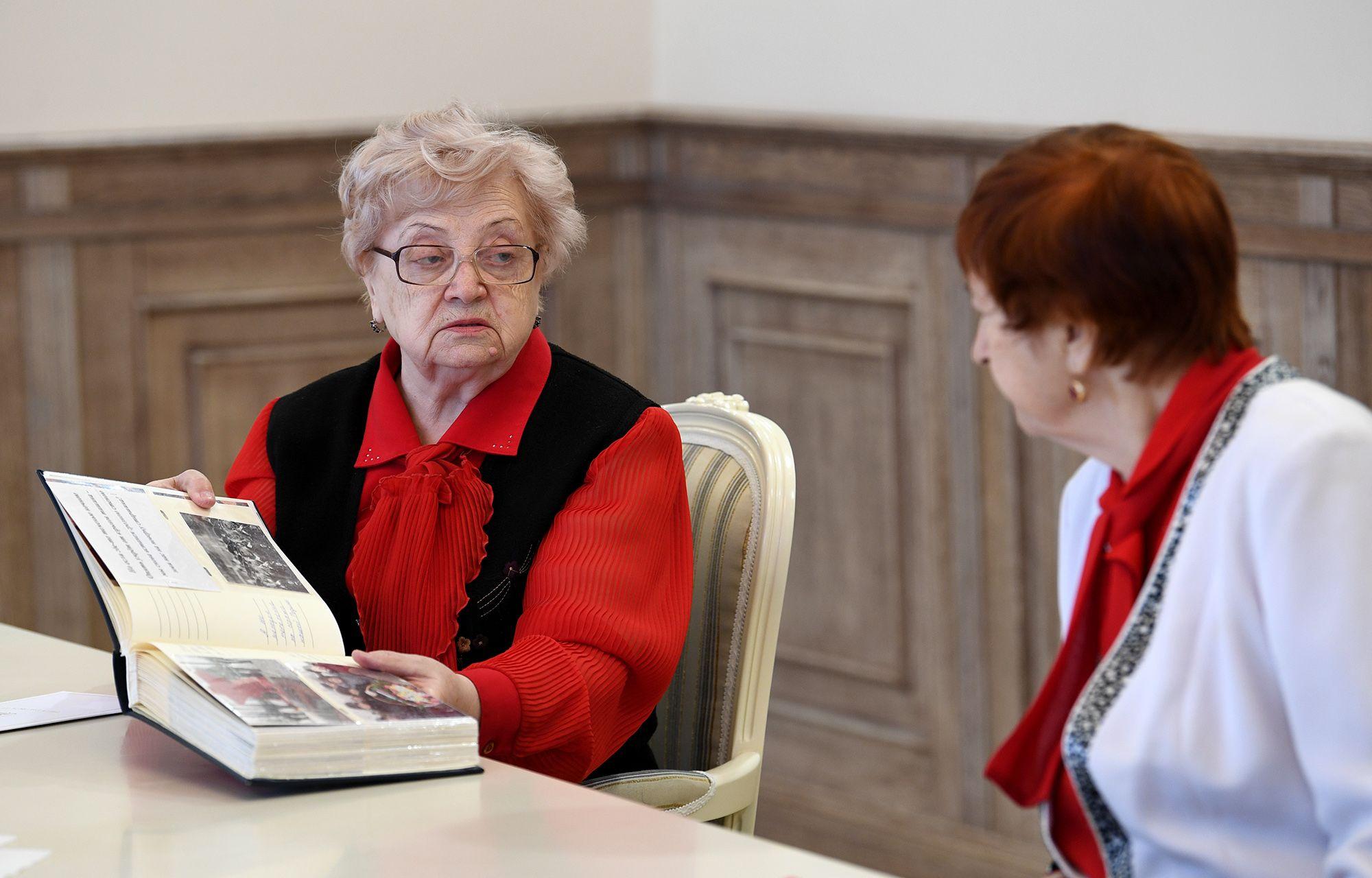 Руфина Половецкая: Губернатор обещал помочь, и сделал это