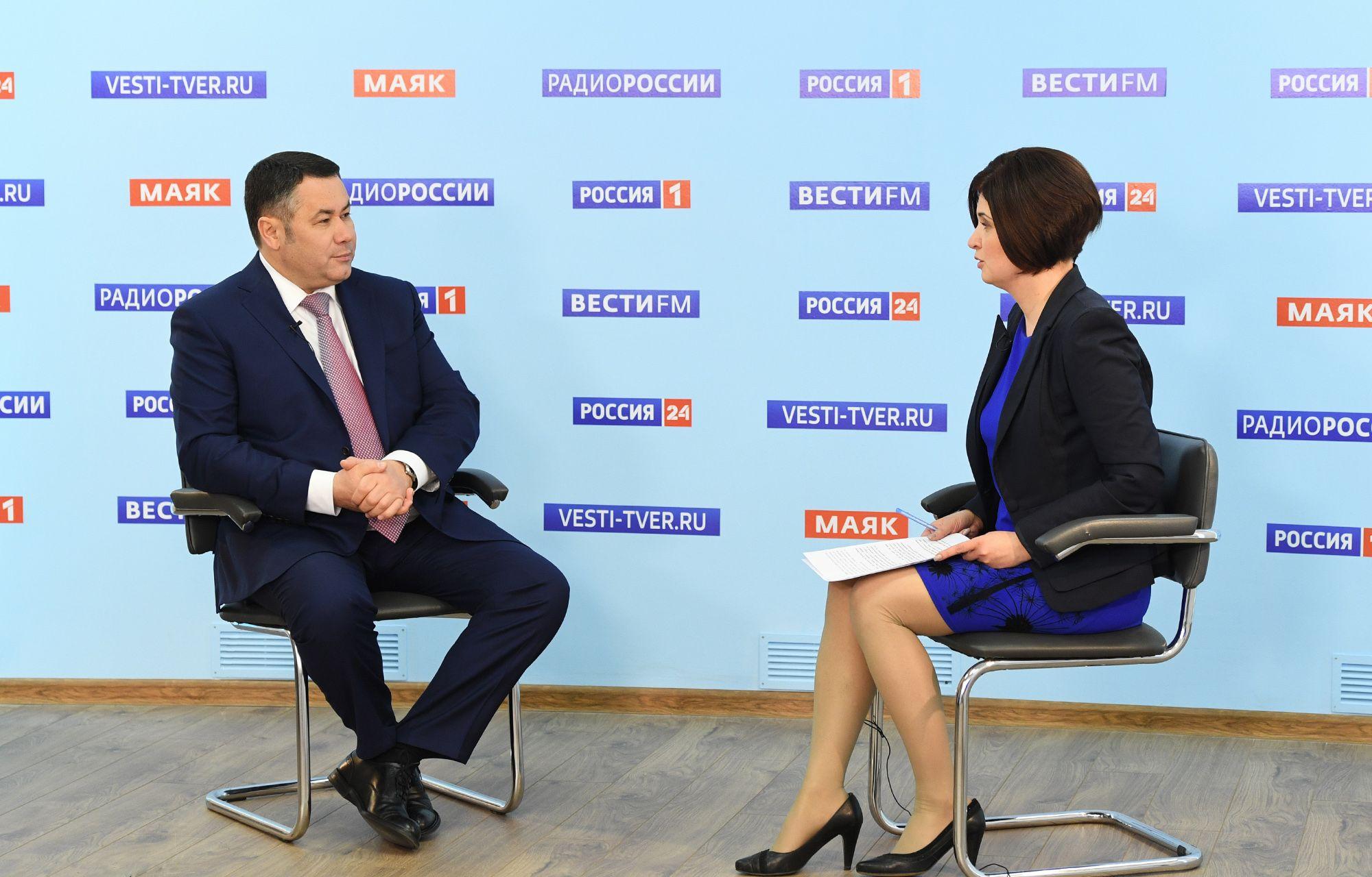 Игорь Руденя: рост цен на продукты питания недопустим