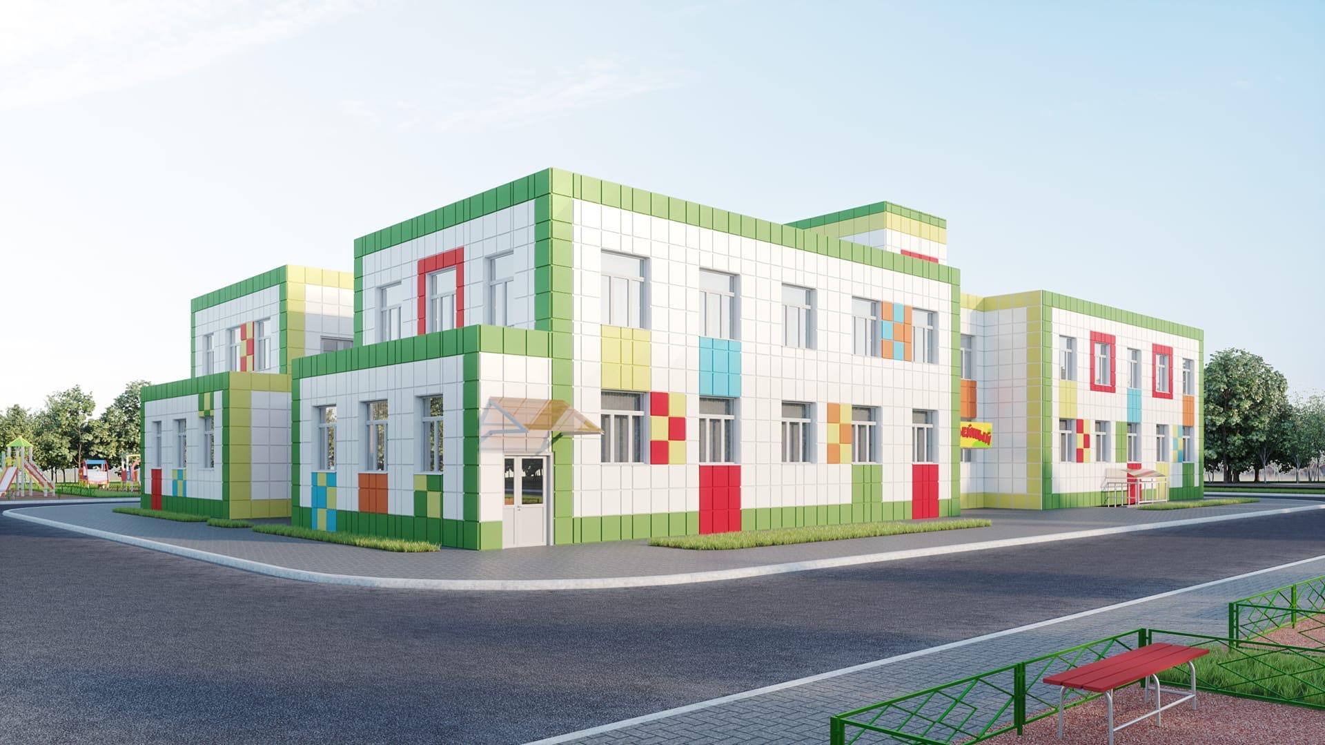 В Лихославле построят новый детский сад на 110 мест