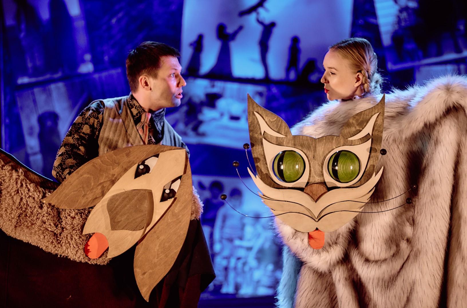 Новогодние чудеса для весенней театральной Твери