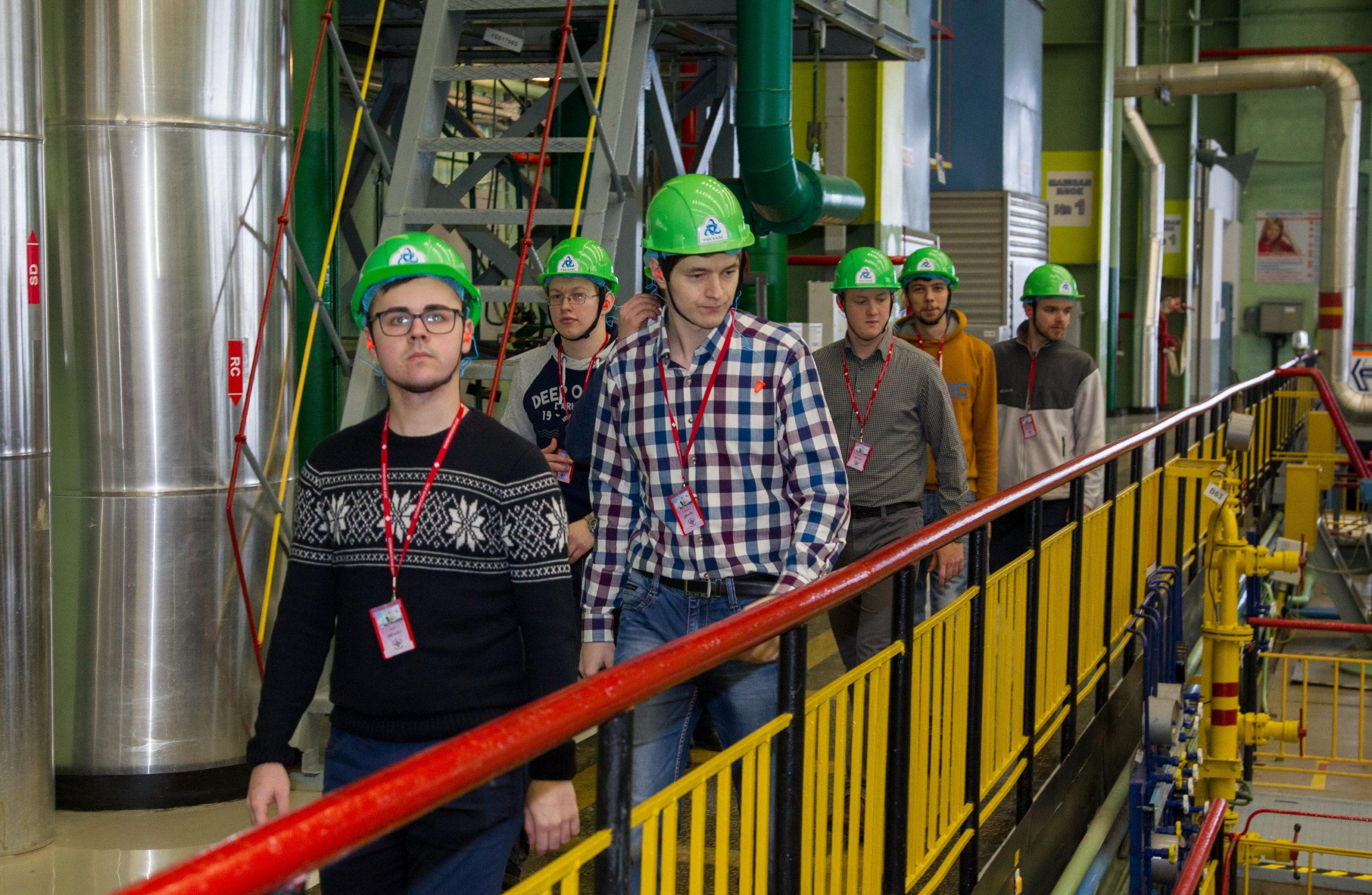 Калининская АЭС возглавила рейтинг атомных станций России по количеству молодых специалистов