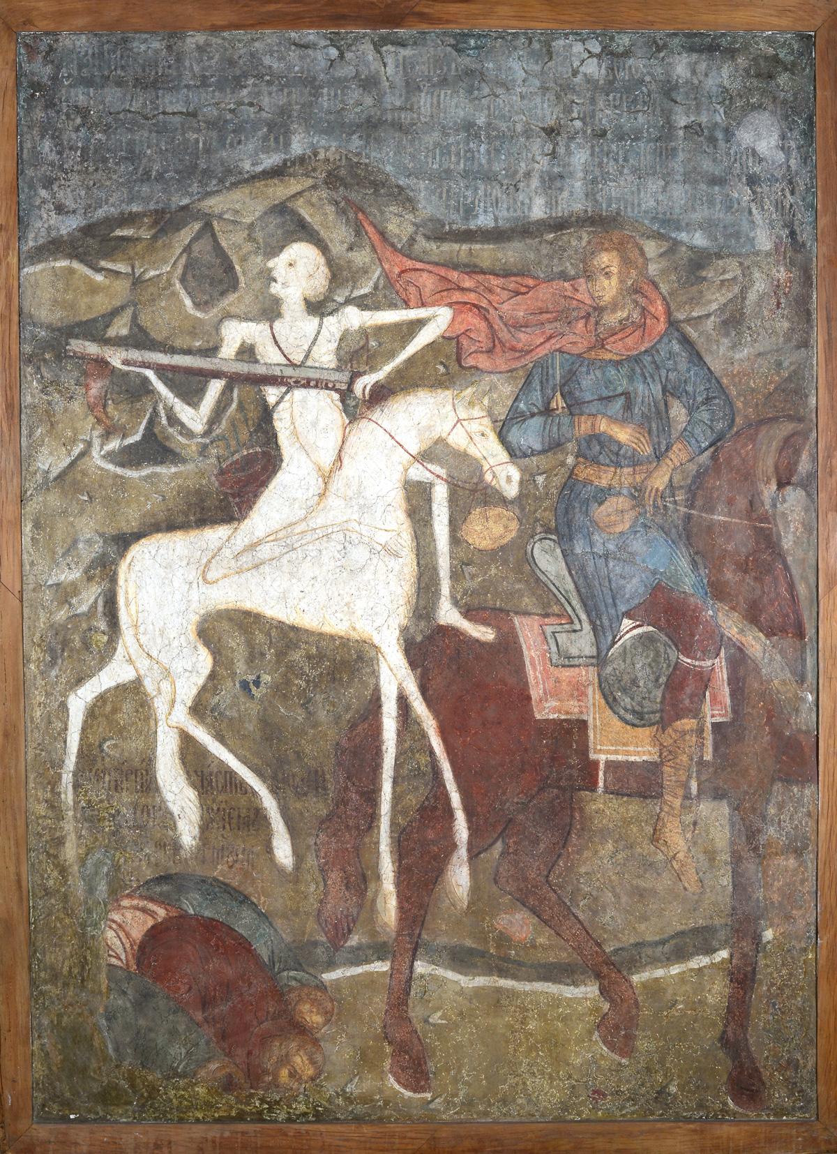 Что говорит история: моровое поветрие на тверской земле в XVII веке