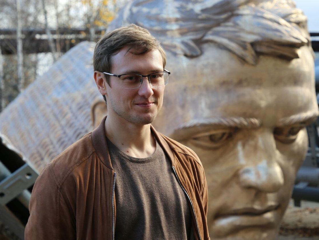 Скульптор Ржевского мемориала рассказал о завершенной работе