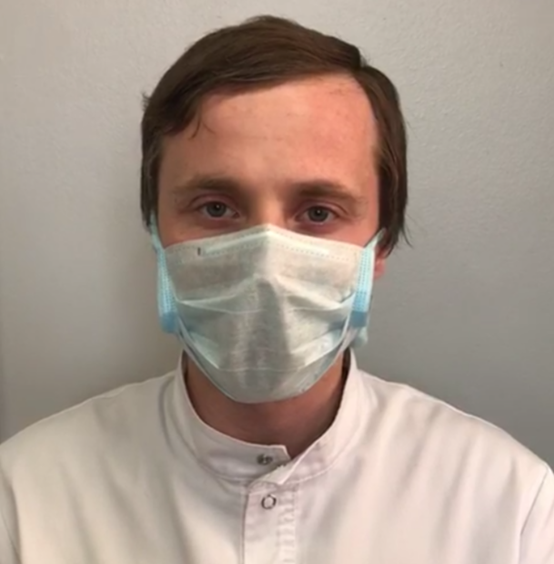 Тверские медики записывают видеосообщения о борьбе с коронавирусом