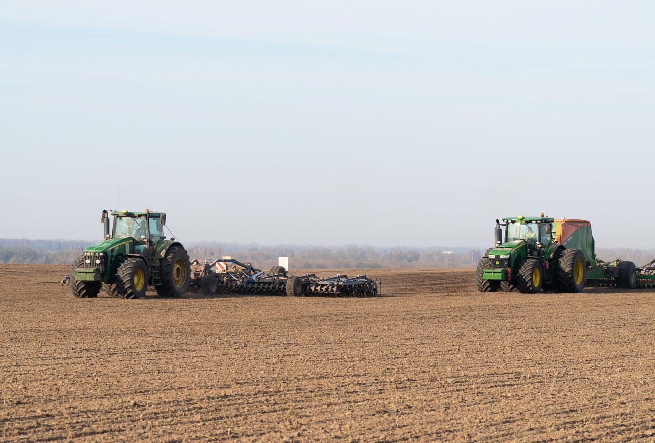 В Тверской области приступили к весенне-полевым работам