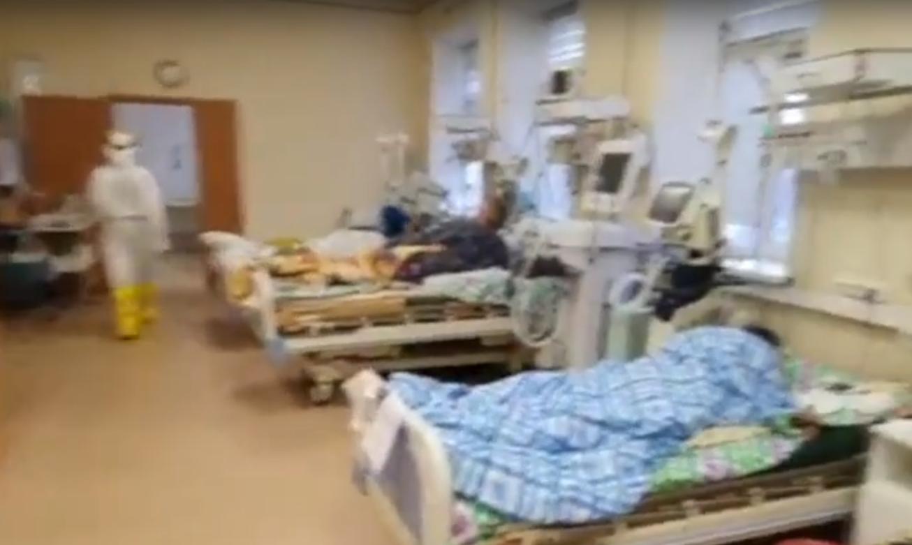 Тверские медики сняли видео про условия лечения пациентов с коронавирусом