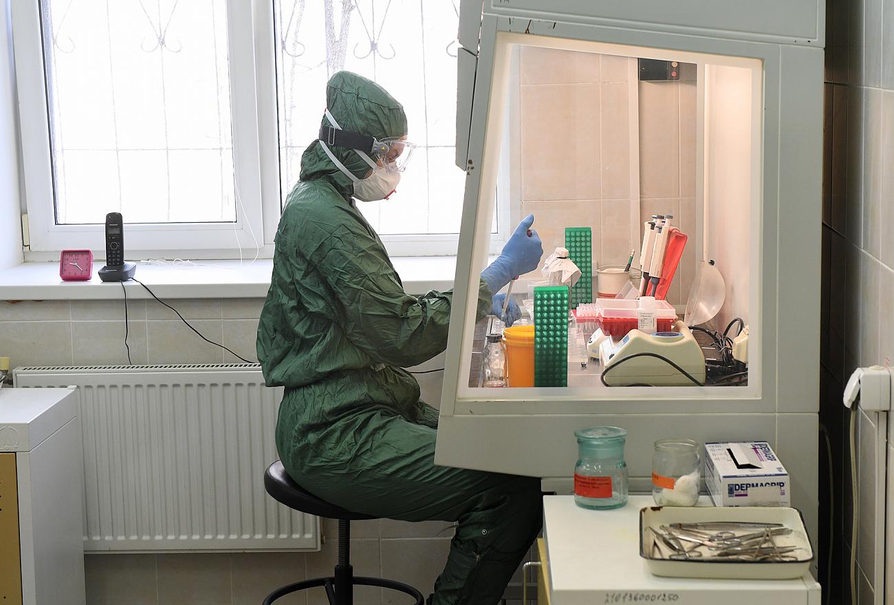 За сутки в Тверской области подтвердили 11 новых случаев заболевания коронавирусом