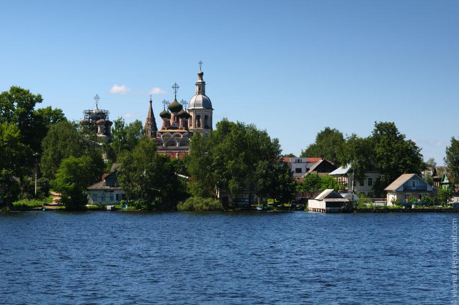Осташков - самый популярный город для самоизоляции в Тверской области