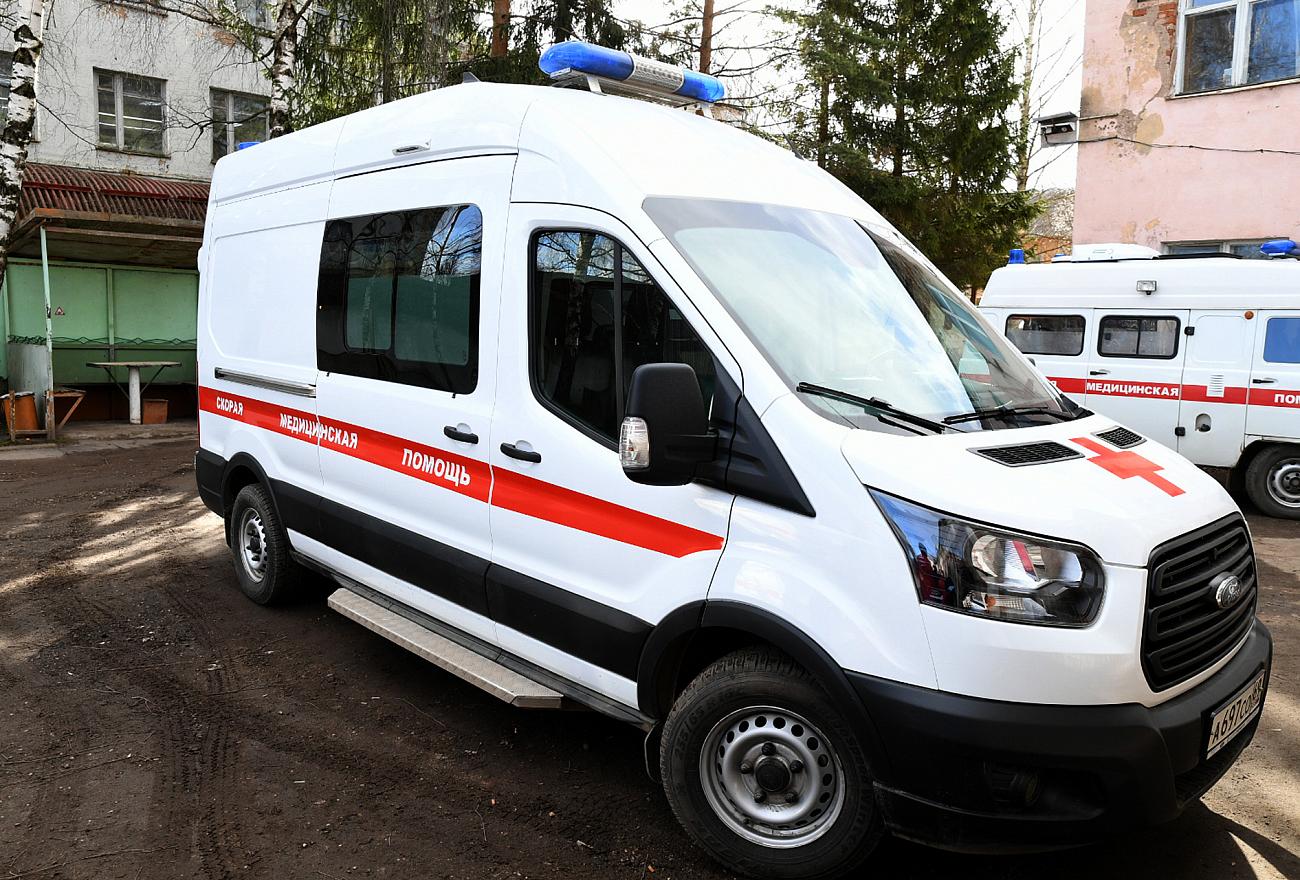 В Ржеве капитально отремонтируют станцию скорой помощи