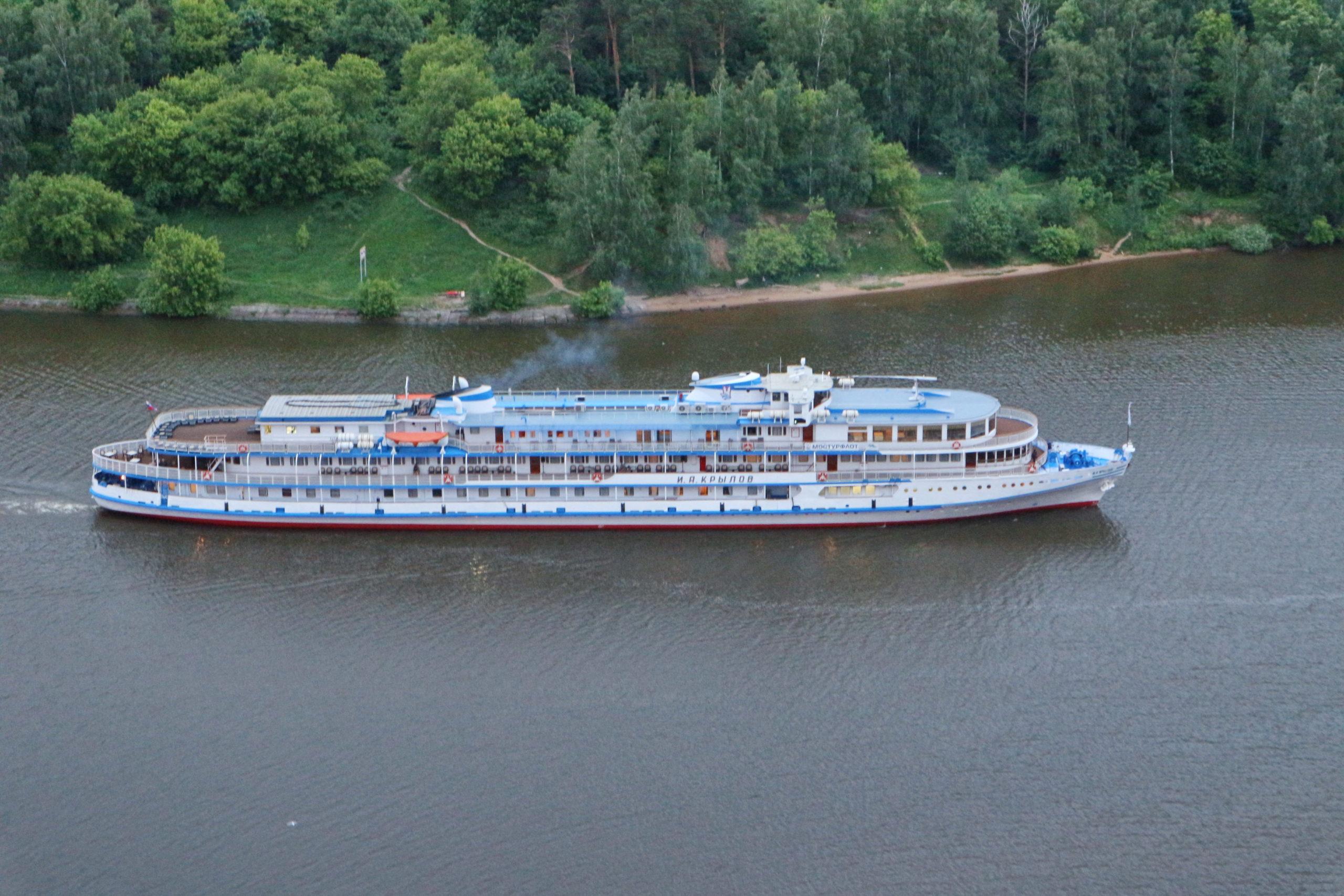 В Тверской области начнут строить инфраструктуру для обслуживания туристических судов