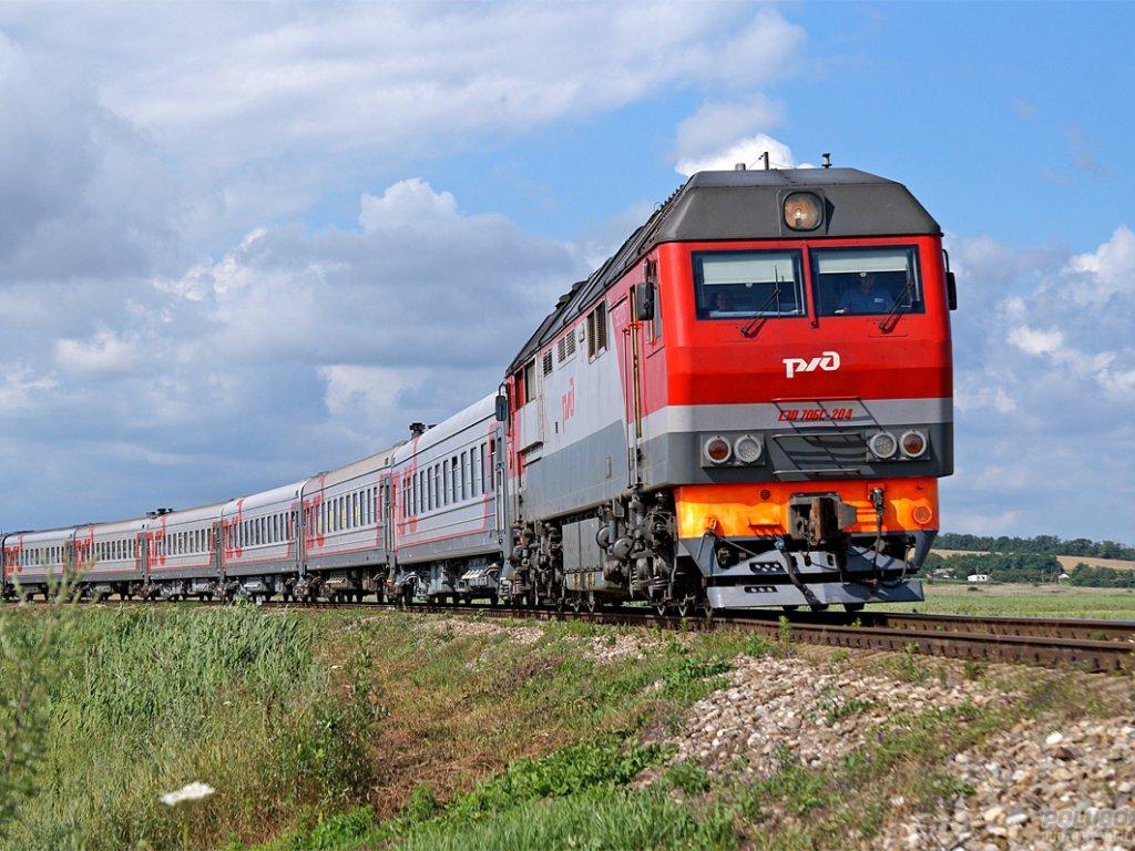 картинка поезд ржд фотографии