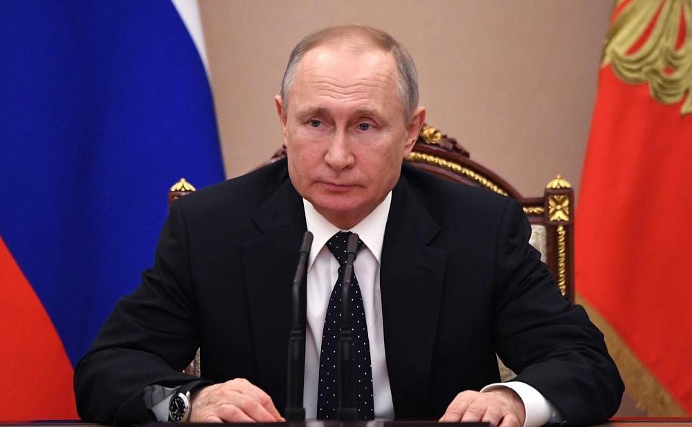 Президент России сообщил о дополнительной финансовой помощи регионам