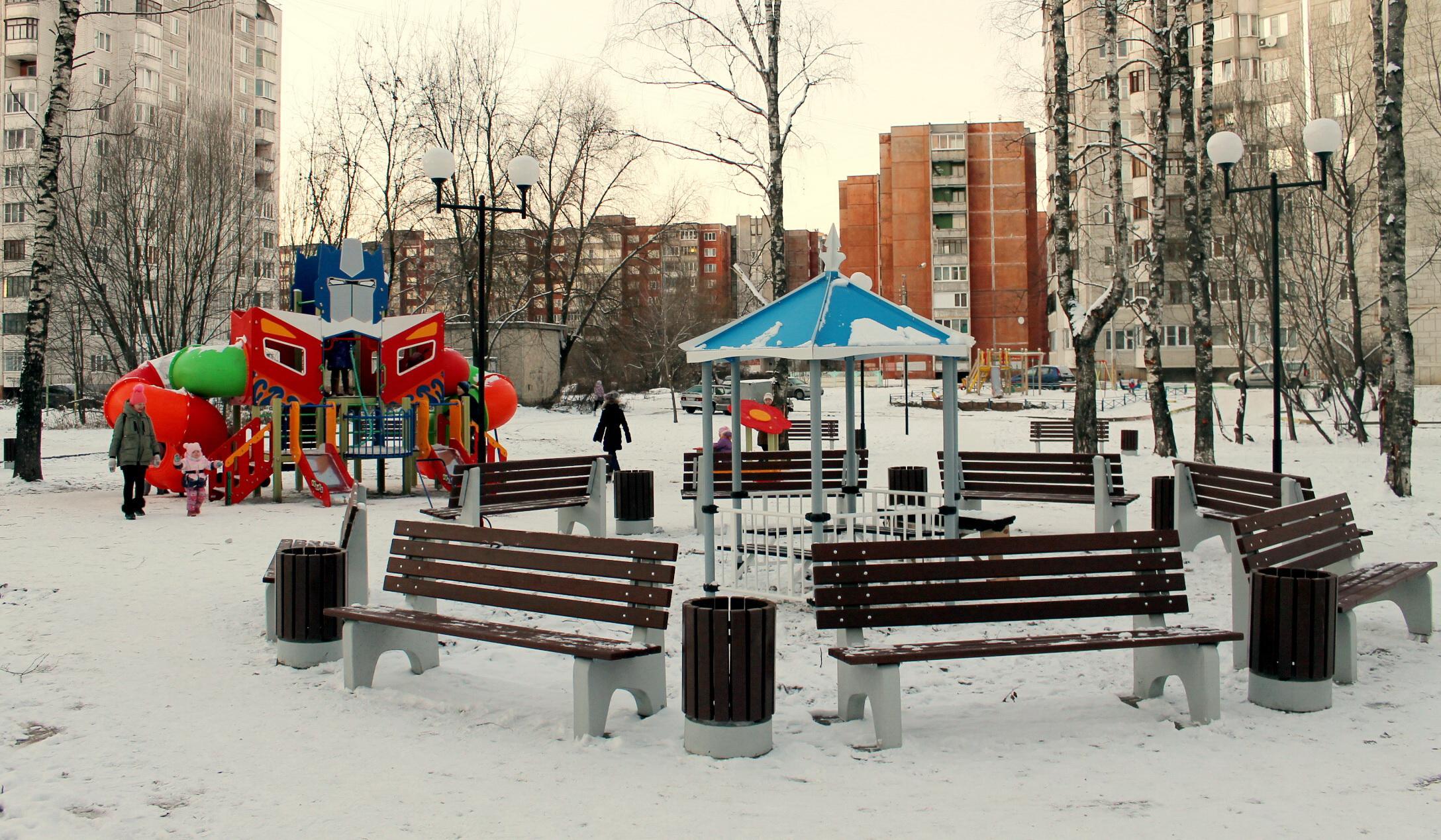 Тверская область отмечена на федеральном уровне с проектами по повышению качества городской среды