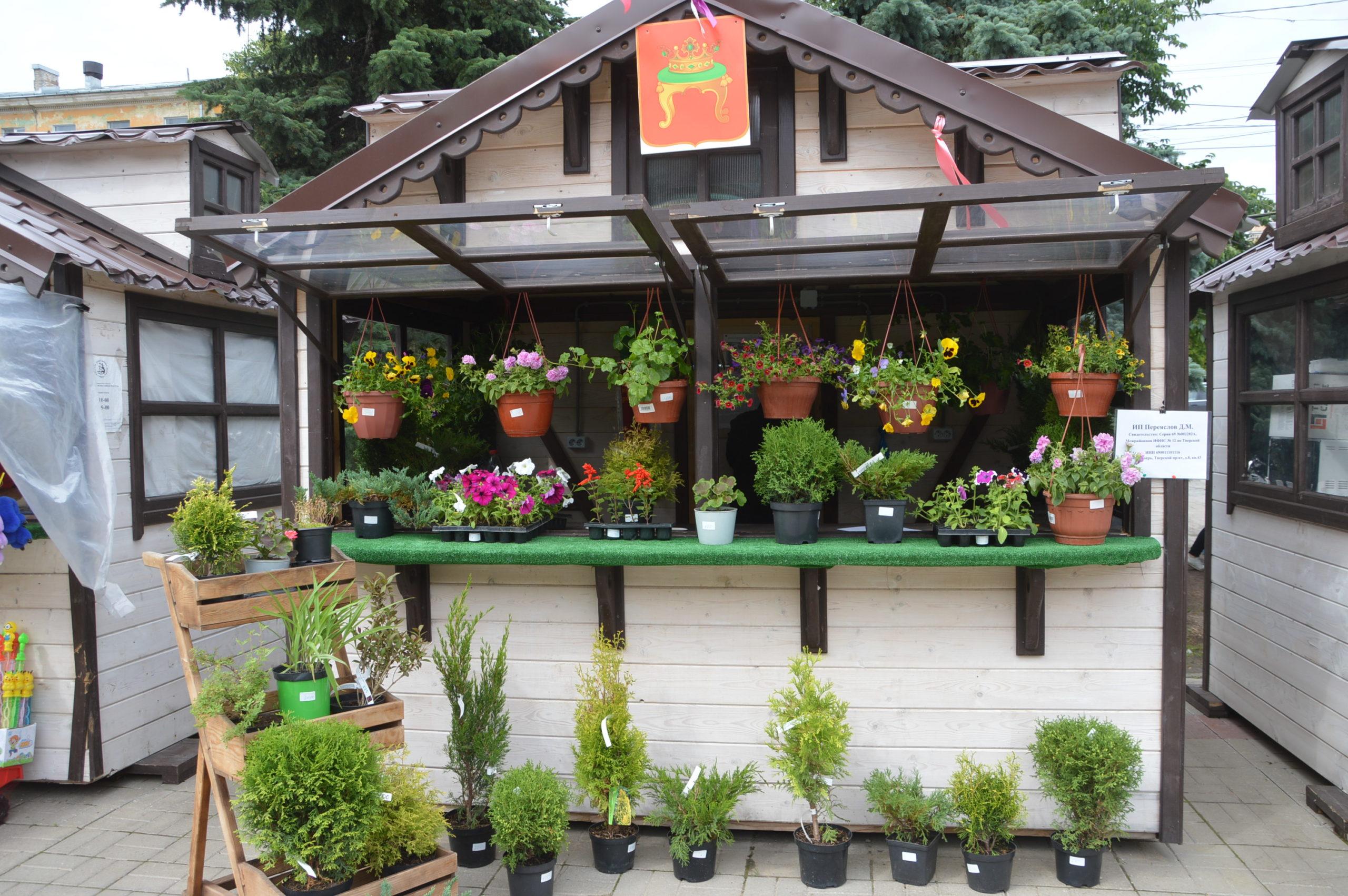 В Тверской области перенесены сроки работы сезонных ярмарок