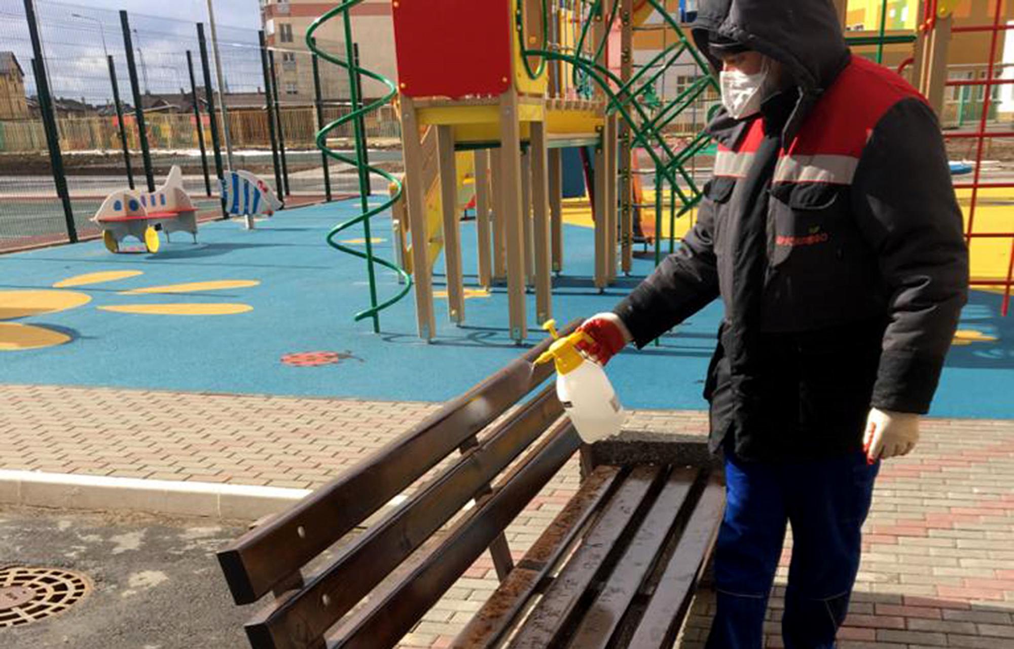 Госжилинспекция Тверской области проверила 153 многоквартирных дома на качество дезинфекции
