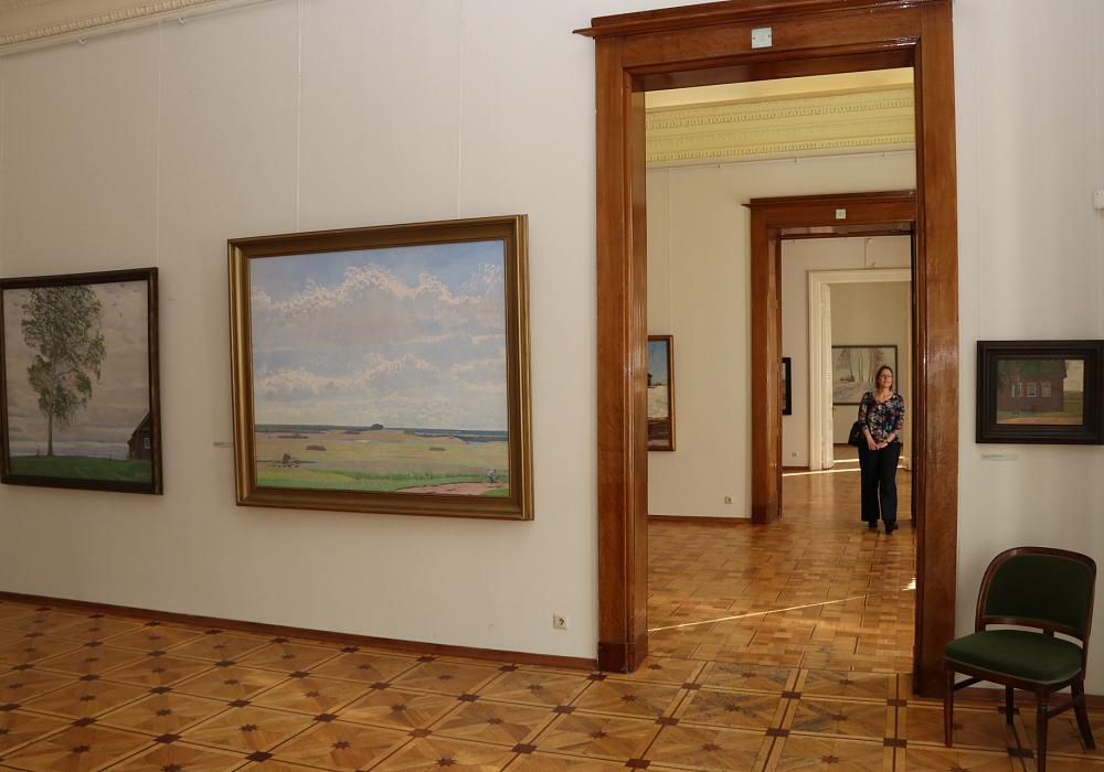 Музей живописи Валентина Сидорова создадут в Тверской области