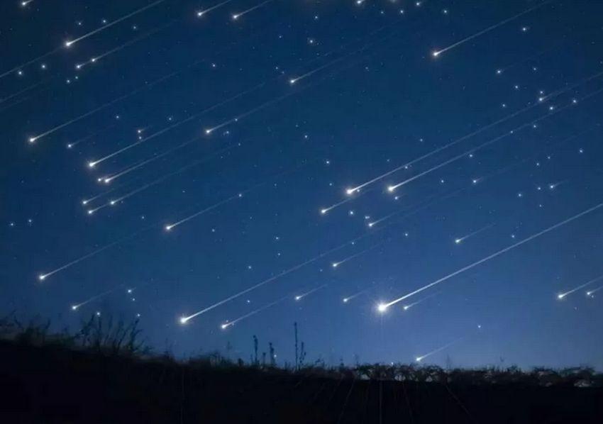 Сегодня жители Тверской области смогут увидеть самый красивый звездопад