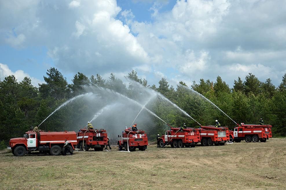 Тверская область купит новую технику для борьбы с лесными пожарами