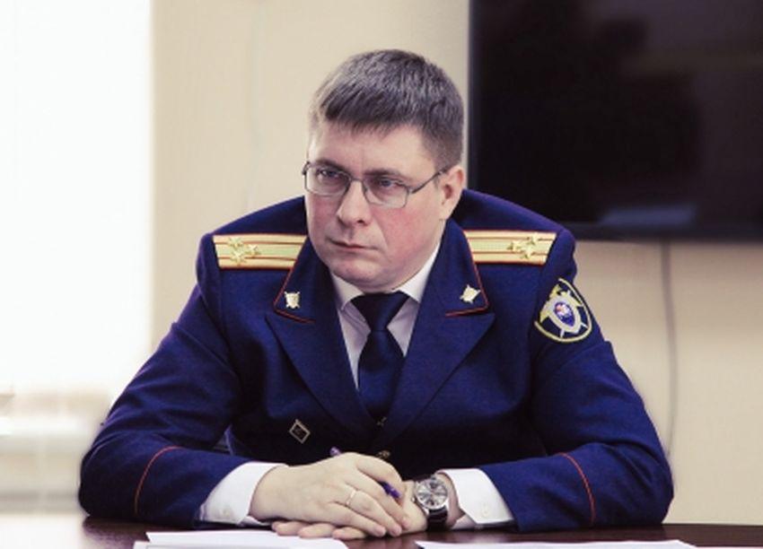 Глава тверского следкома ответит на вопросы ВКонтакте