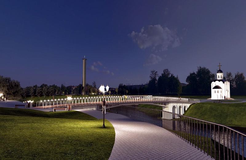 Жители Твери выбирают название нового пешеходного моста