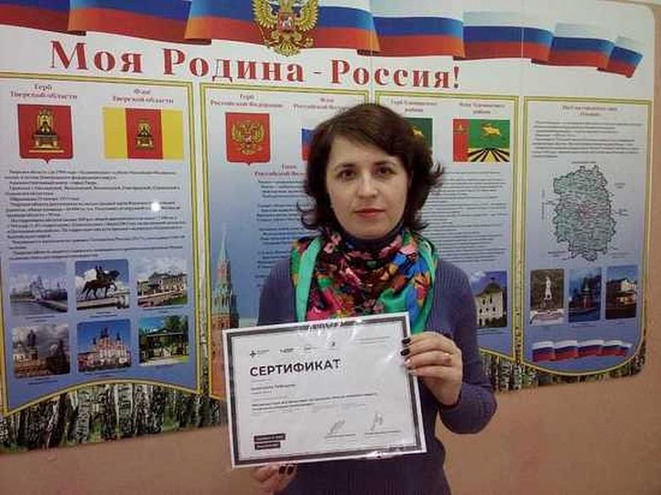 В Оленинском округе сформировали волонтерский центр из 74 человек