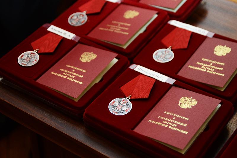 Двум представителям Тверской области присвоены почетные отраслевые звания