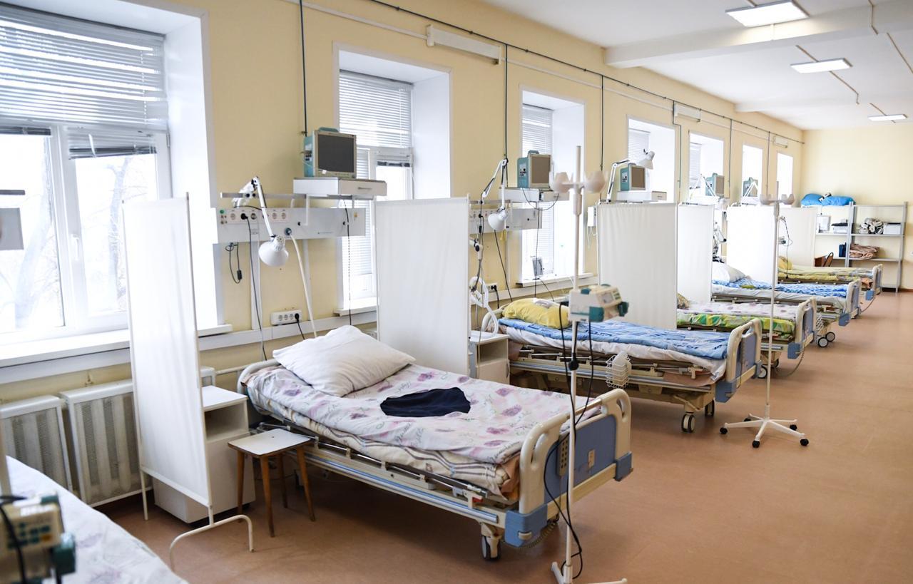 Для лечения пациентов с коронавирусом в Тверской области создадут 1300 дополнительных мест