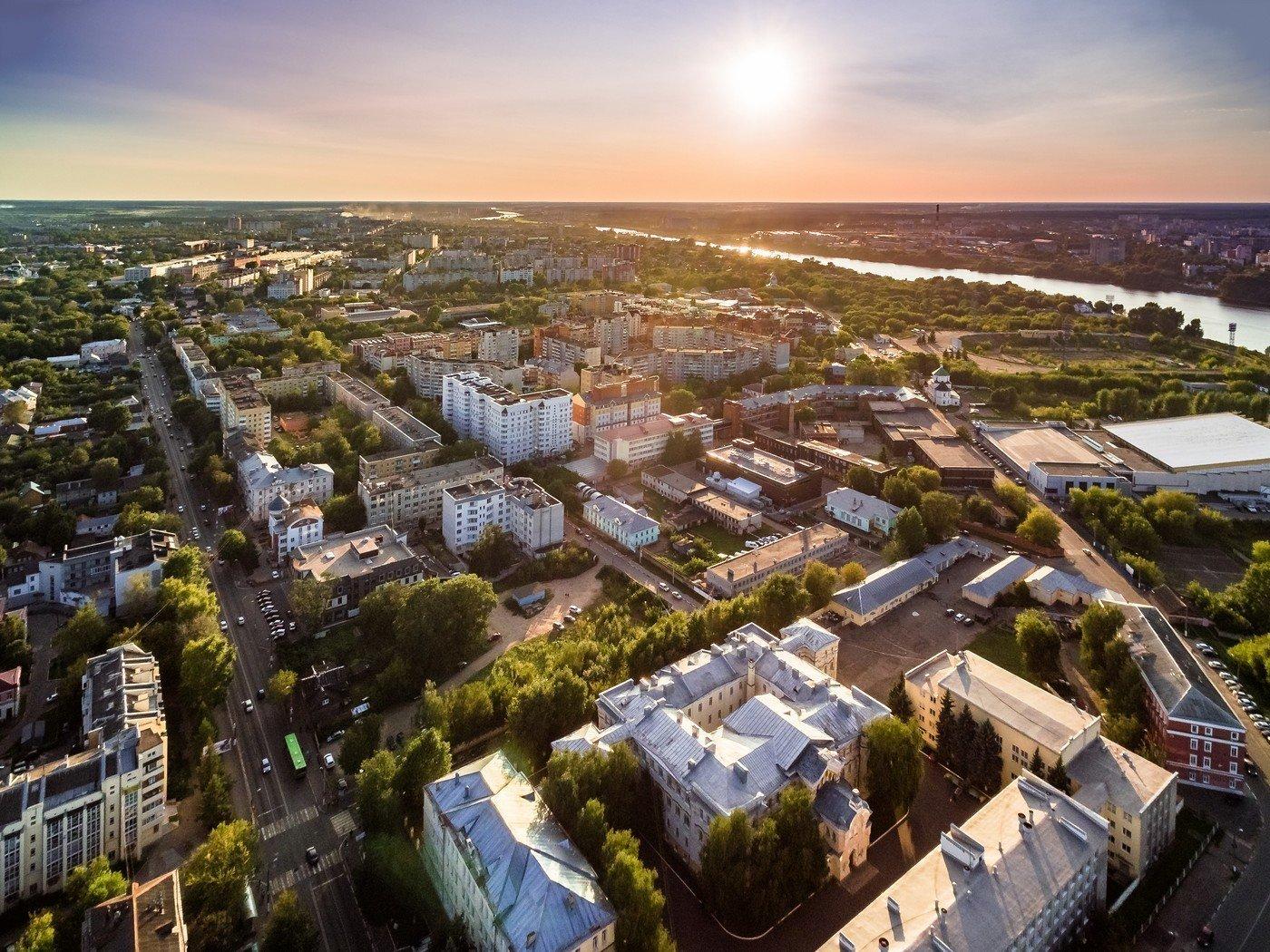 В Тверской области будет солнечный день