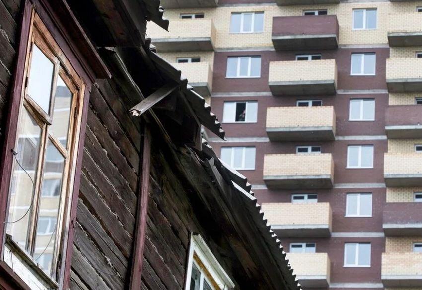 За шесть лет из аварийного жилья переселят более 5100 жителей Тверской области