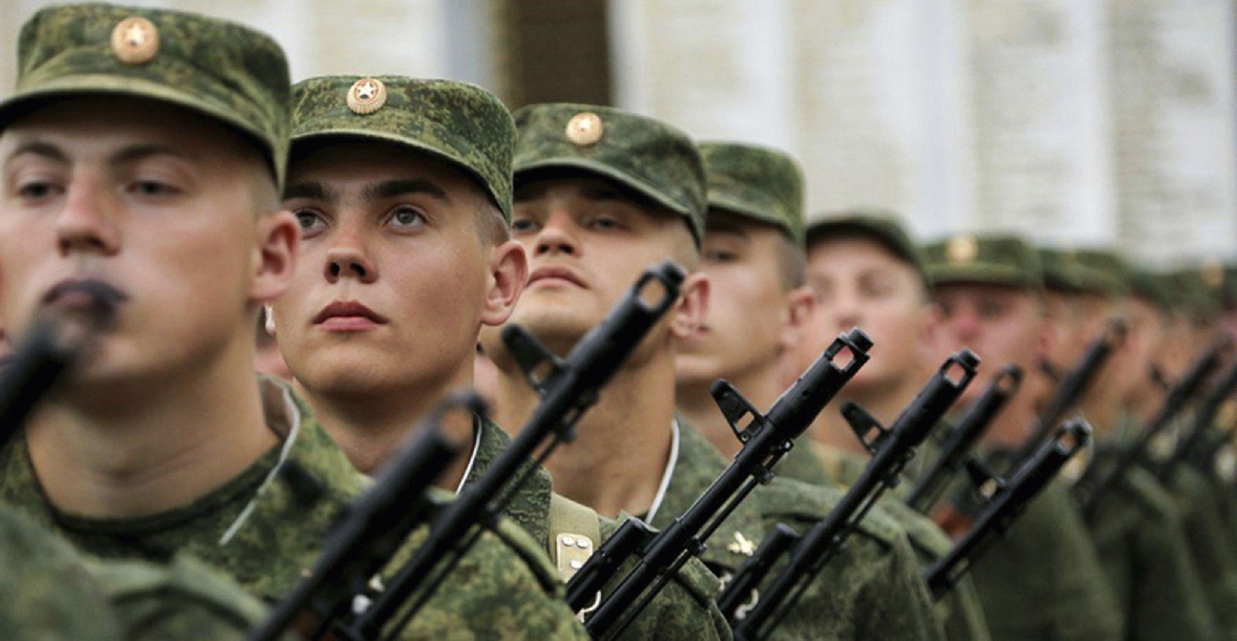 В Тверской области начался весенний призыв
