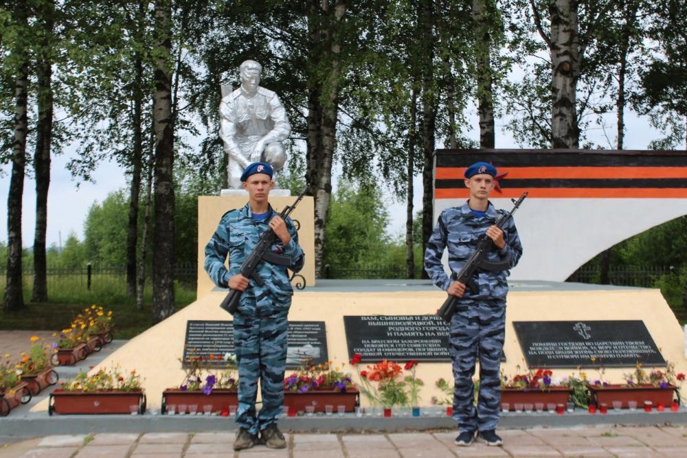 В Вышневолоцком городском округе свои черты обретет Аллея Героев