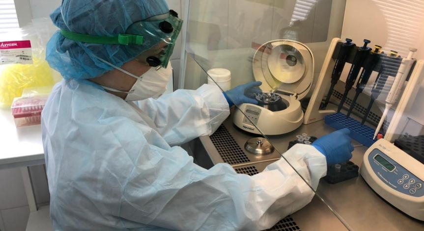 В Тверской области тесты на коронавирус сдали почти 20 тысяч человек