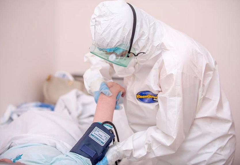 Девять врачей, заразившихся в Москве коронавирусом, проходят лечение в Твери