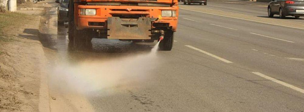 В Конаково перекроют движение, чтобы помыть улицы