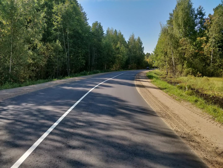 Семьрегиональных дороготремонтируютв Тверской области в 2020 году
