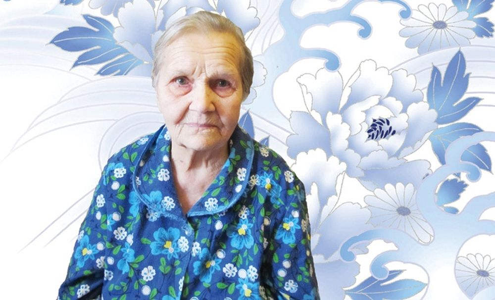 «Сандовские вести» опубликовали статью о труженице тыла, которая отметила 90-летие