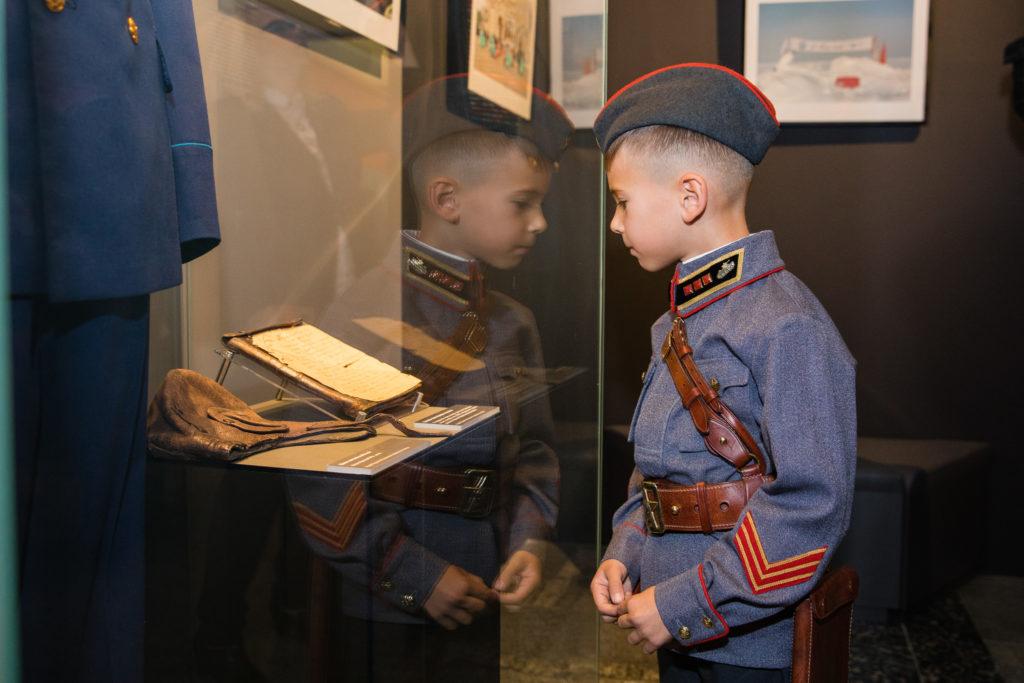 Школьный музей в Тверской области стал участником всероссийской программы
