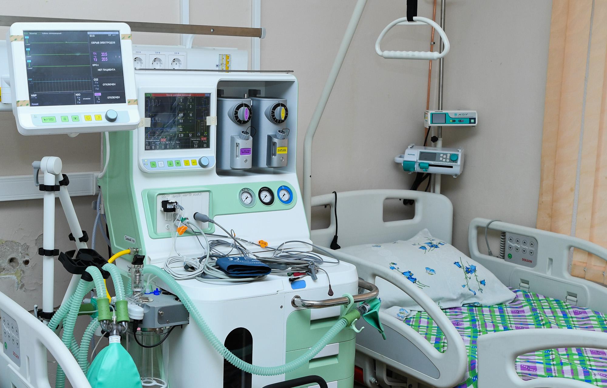 Губернатор рассказал, где в Тверской области развернут дополнительные койки для лечения заболевших коронавирусом