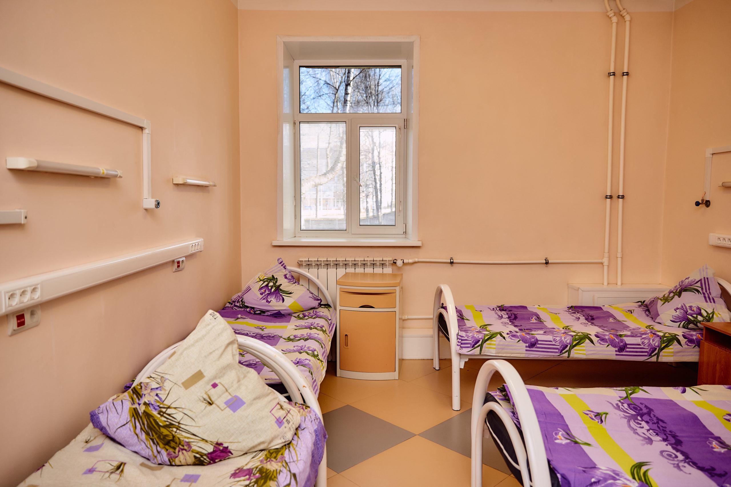 В Тверской области на базе ОКБ открыли дополнительные места для пациентов с коронавирусом