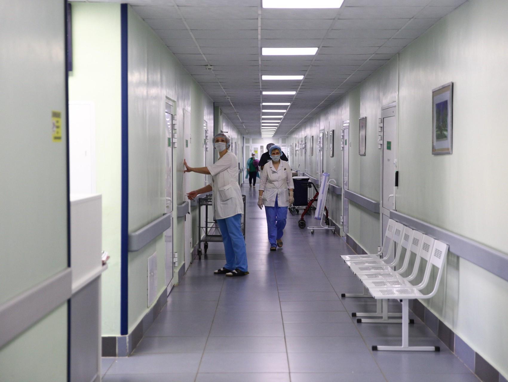 Игорь Руденя: гражданская позиция медиков Тверской области заслуживает уважения