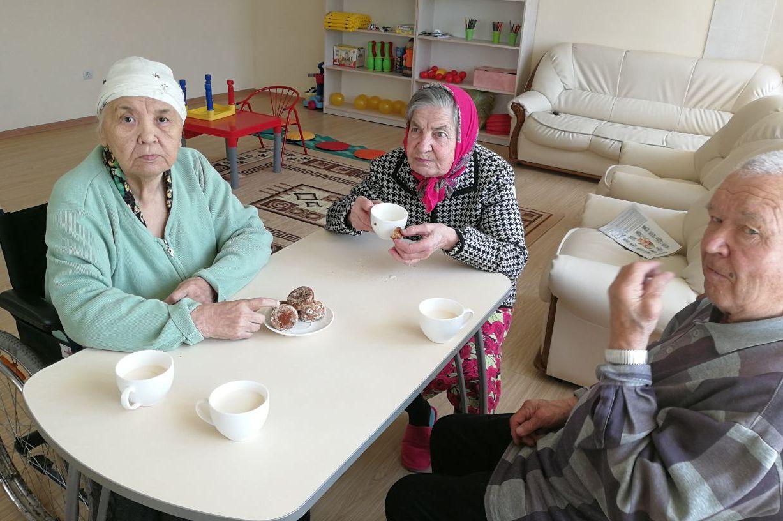 В интернатах для престарелых и инвалидов в Тверской области усилена профилактика коронавируса