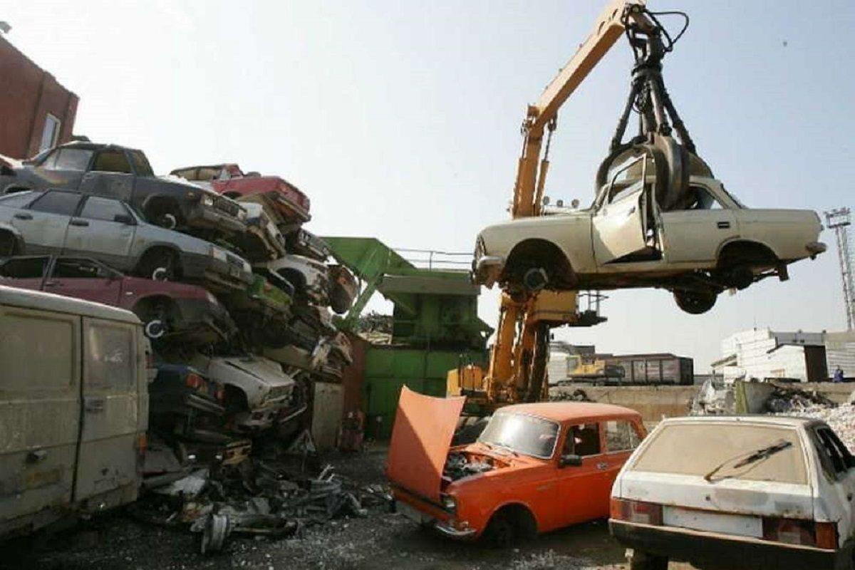 Угонщики из Твери хотели сдать чужой ГАЗ на металлолом