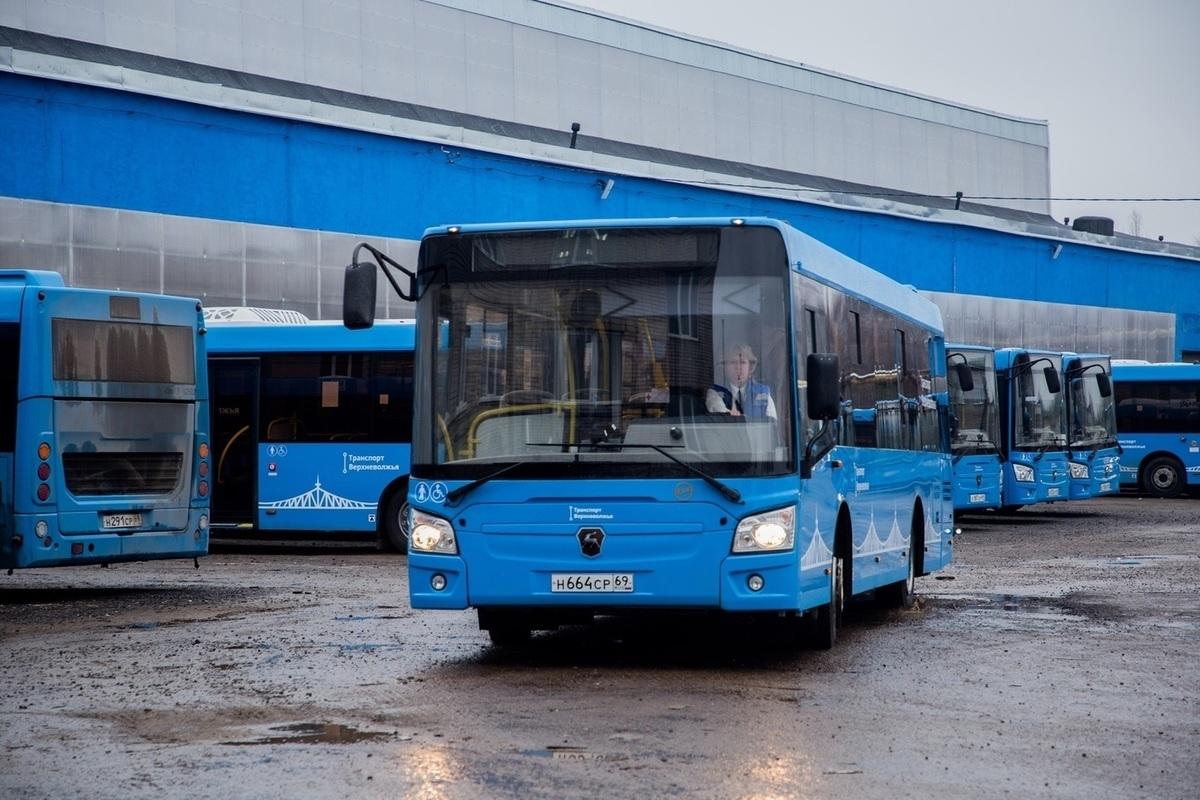 Пассажирские перевозки по городу твери пожары и строительная техника