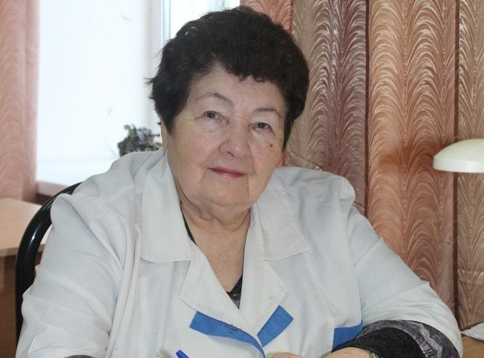 #спасибордоктор: У врача Вышневолоцкой ЦРБ Валентины Радайкиной – юбилей
