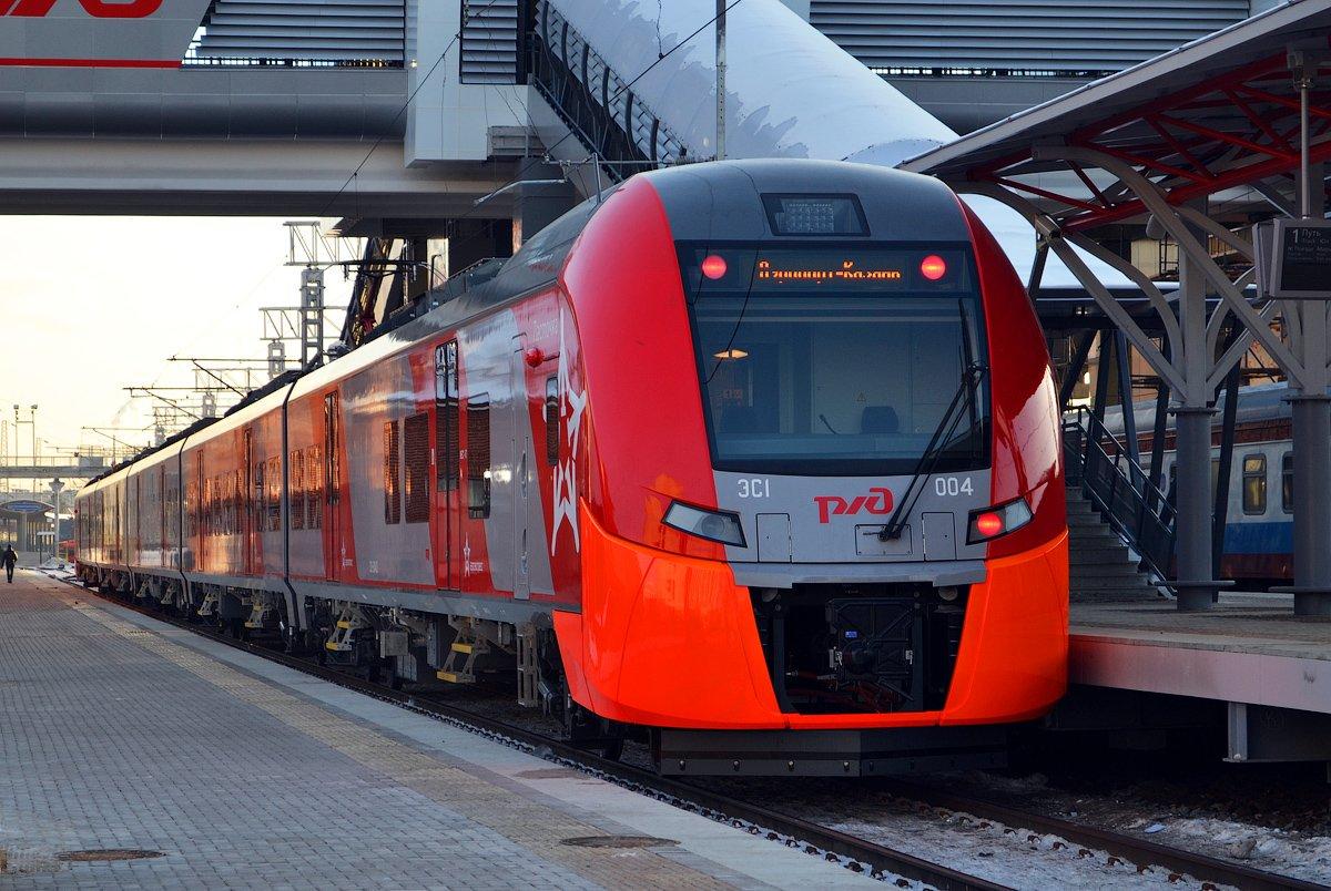 В выходные изменится расписание пригородных поездов в Тверской области