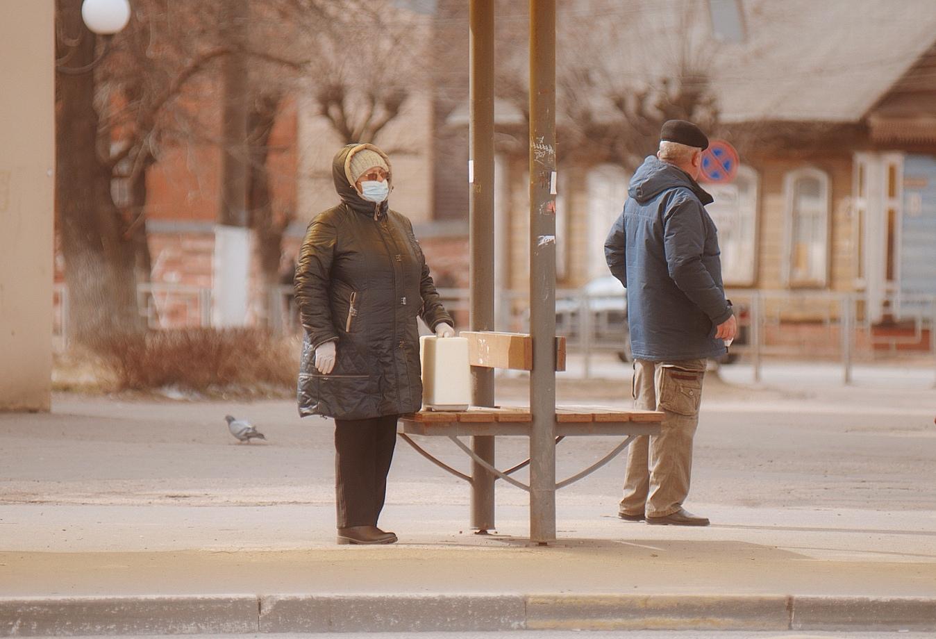 Фото с улиц: как выглядит Тверь на профилактике коронавируса