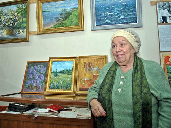 В Тверской области пройдет онлайн-выставка памяти художницы из Редкино