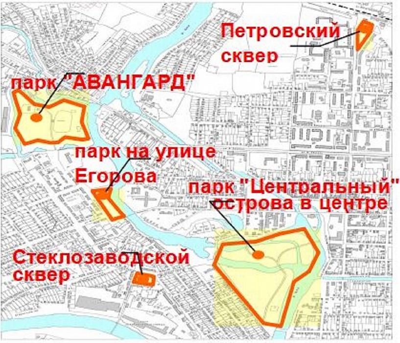 Жители Вышневолоцкого городского округа выбрали территорию для благоустройства