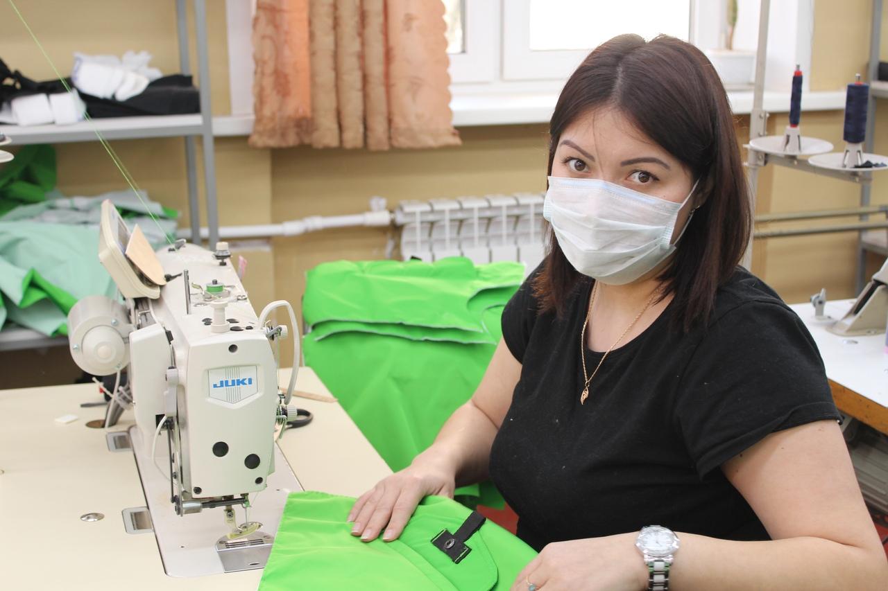 В Тверской области начнут шить костюмы инфекционистов